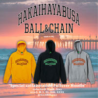 """HH x BALL&CHAIN """" SPECIAL COLLABORATION PULLOVER HOODIE """""""