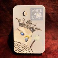 White sage tarot(缶入り)ホワイトセージ タロット