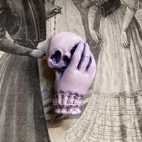 骸骨と貴婦人の手(パルフェタムール )