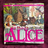 ルイスキャロル『All Things Alice』不思議の国のアリス全集