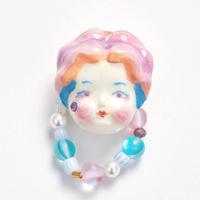 Macaron Doll Handmade Ring-マカロンドール・リング-