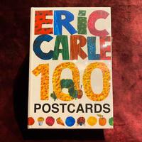 エリック・カール『名作絵本』ポストカード100枚セット