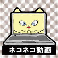 第1弾・三丁目のニャンコ「ネコネコ動画」(銀プリズム)