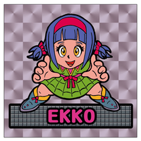 第1弾【鏡のアッコちゃん】「EKKOエッコ」(特プリ版)