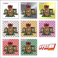 デンドロギガス・メタモスの魔城「ジャマー」(カード)全8枚