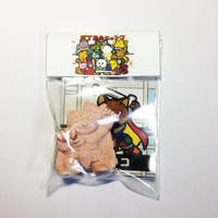 ★三丁目のニャンコ(シール付属版)捨てネコ・消しゴム