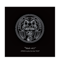 """black vol,1""(7曲)  ZIPSIES royalty-free beat ""OLD"""