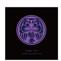 """purple vol,1""(9曲)  ZIPSIES royalty-free beat ""OLD"""