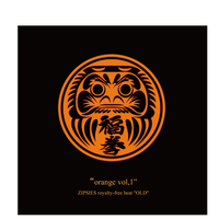"""orange vol,1""(8曲)  ZIPSIES royalty-free beat ""OLD"""