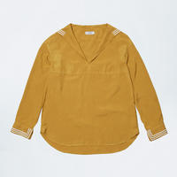 ladies sailor shirts mustard