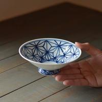 平碗 麻の葉紋