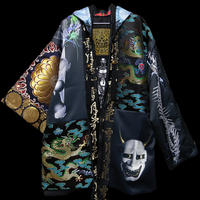 DO Haori Black Hannya