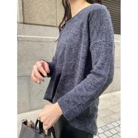 vintage long knit [Vk064]