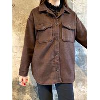 vintage shirt jacket [Vsl083]