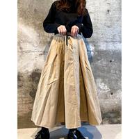 trench skirt  [Vs057]