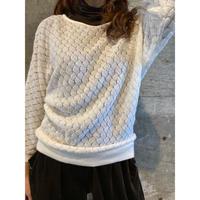 euro vintage knit  [Vk062]