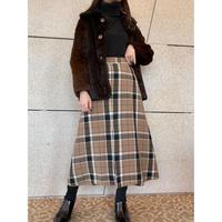 vintage fur coat [Vo076]
