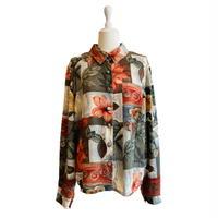 vintage long sleeve shirt [Vsl092]