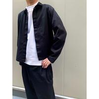 ⑦men's blacking work shirt [Vj047]
