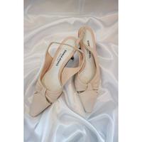 【SONIA RYKIEL】vintage shoes [Vi064]