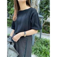 vintage tops knit [Vk036]