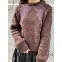 vintage knit tops [Vt146]
