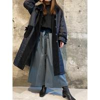 long down coat [Vo061]