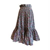 vintage long skirt  [Vs094]