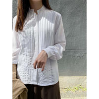 vintage white shirt  [Vsl049]