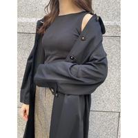 euro vintage no sleeve camisole  [Vl002]