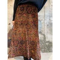 euro velour skirt [Vs029]