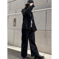 18 men's blacking work shirt [Vj058]