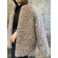 no color fur coat [Vo063]