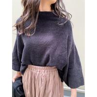 pile knit tops  [Vk050]