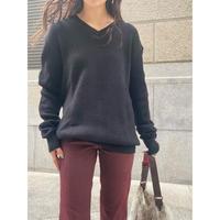 vintage long knit tops [Vt148]