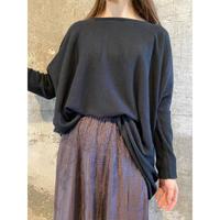 vintage big silhouette knit  [Vk058]