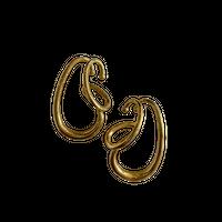 ear cuff【Si082-GLD】