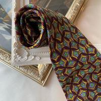 vintage necktie [Vi211]