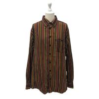 vintage corduroy shirt【V240】