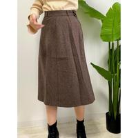 euro vintage winter skirt [Vs039]
