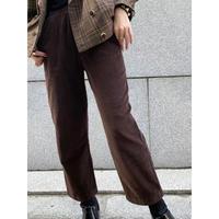euro vintage corduroy pants  [Vp115]
