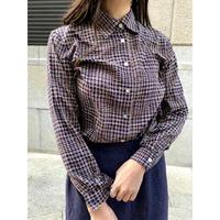 euro vintage shirt  [Vsl066]