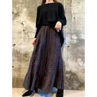 vintage long skirt  [Vs051]