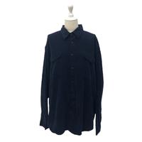 vintage corduroy shirt【V162】