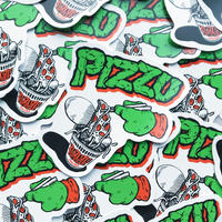 STICKER【PIZZU】
