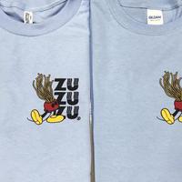 ZZZ MOUSE S/S TEE【GILDAN LB】