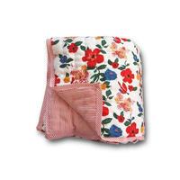 Le petit Lucas プチルカ single quilt 150X220 Flower L