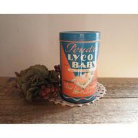 ブロカント Tin缶 (Baby powder tin缶)