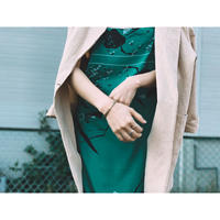 DAZZLE・Scarf Print Cami Dress  (0S33005J)
