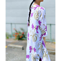 DAZZLE・Flower Long Gown(8S36005E)